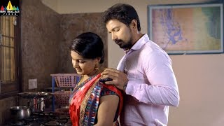 getlinkyoutube.com-Akira | Telugu Latest Movie Scenes | Swathi Romance with Sharma | Sri Balaji Video