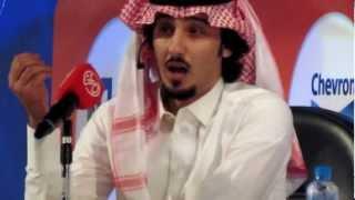 getlinkyoutube.com-رد وافي من الشاعر شجاع السنحاني ع سؤال الصحافه