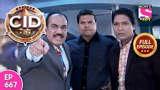 CID - Full Episode 667 - 9th  May, 2018