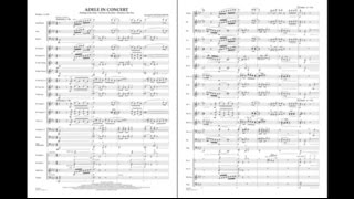 getlinkyoutube.com-Adele In Concert arranged by Michael Brown