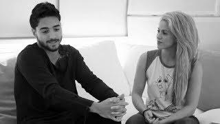 Maluma y Shakira describen el proceso creativo detrás de Trap