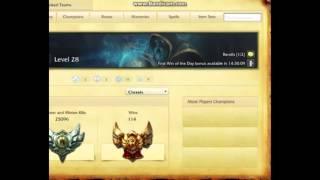 getlinkyoutube.com-League of Legends CHEAT / GENERATOR / All versions ( Skins, rp ,...)