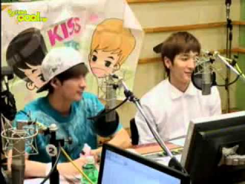 [ENG] 100907 Sukira Eunteuk speak Japanese