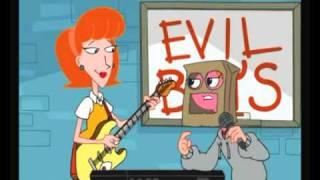 getlinkyoutube.com-Phineas and Ferb Music Video - E.V.I.L. B.O.Y.S - Number 6
