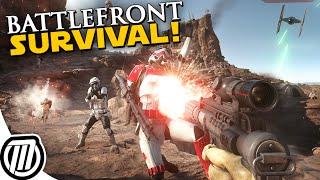 getlinkyoutube.com-Star Wars Battlefront 3 Gameplay: Survival on Tatooine -MOVIE GRAPHICS!!! (PC, 60fps 1080p)
