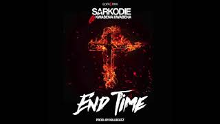Sarkodie - End Time ft. Kwabena Kwabena (Audio Slide)