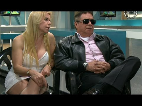 Geni Alves fue tildada de 'La Novia de Chucky' por Milena Zárate