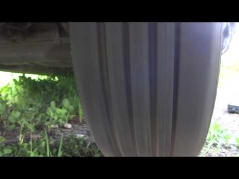 Вращение заднего колеса на ВАЗ 2114