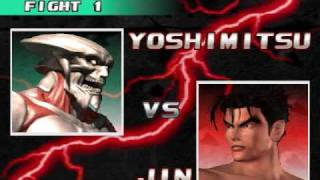 getlinkyoutube.com-Classic Gameplay - Tekken 3 (Survival Mode)