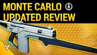 getlinkyoutube.com-Destiny Taken King: Monte Carlo Exotic Review v.3