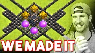 "getlinkyoutube.com-Clash of Clans -  FINALLY TOWNHALL 9   ""WE MADE IT"" New Series"