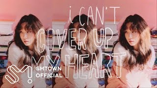 TAEYEON 태연_Cover Up_Lyric Video