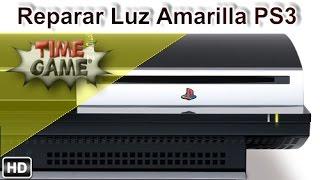getlinkyoutube.com-Reparar error luz amarilla en PS3