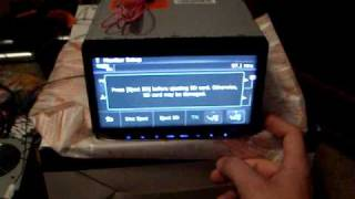 getlinkyoutube.com-How To Power A Car Stereo In Your House (Pioneer Avic-Z110BT)