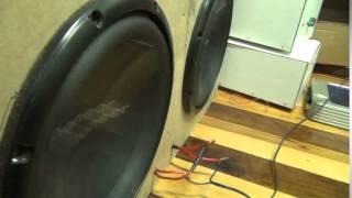 getlinkyoutube.com-Projeto amplificador caseiro em ponte (teste)
