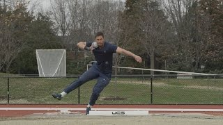 TRACK AND FIELD: Shot Put