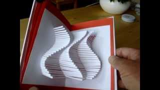 getlinkyoutube.com-Kirigami Book 10(design Masahiro Chatani)