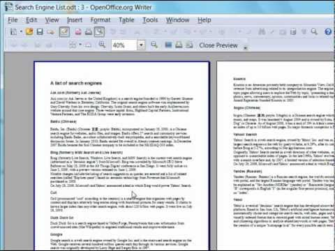 How to Quickly Format a Document Using Paragraph Styles in Open Office Writer 2012