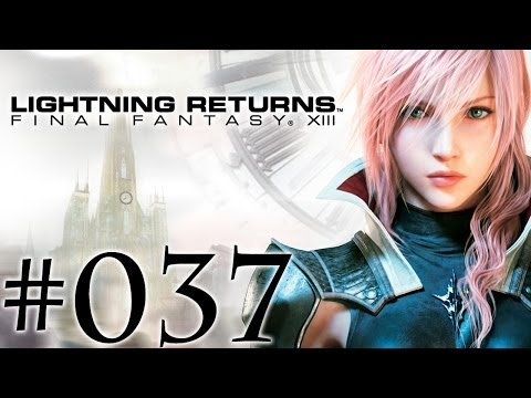 Let's Play Lightning Returns: Final Fantasy XIII (PS3/Deutsch/Blind) - Part 37 - Mogry-König