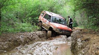 getlinkyoutube.com-***OFFROADING @ RİVA*** ...05-04-2015...Land Rover-Jeep Rubicon-Suzuki Jimny-Toyota Hilux