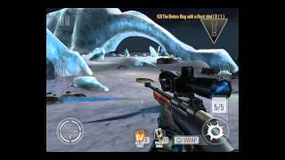 getlinkyoutube.com-Deer Hunter 2014 - The Broken King Trophy Hunt - Glacial Bay Region 10