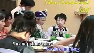 getlinkyoutube.com-Tsim Nuj Xyooj Ua Siab Mus Hlub Luag