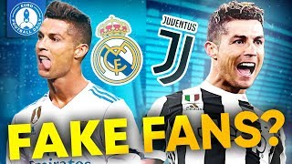 """""""Real Madrid Have The WORST Fans In The World"""" 