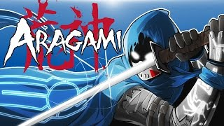 getlinkyoutube.com-ARAGAMI - Chapter 7 - Ninja Mistakes Were Made! (Co-op with Cartoonz)