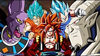 getlinkyoutube.com-Top 20 Strongest Dragon Ball Z-SUPER-GT Characters! 2016 *NEW*