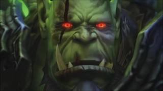getlinkyoutube.com-World of Warcraft Legion | The Nighthold 7.1 In Game Cinematic ILLIDAN