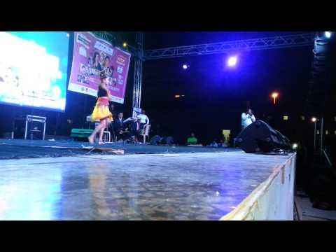 Susma karki ko babal dance in Qatar 2014