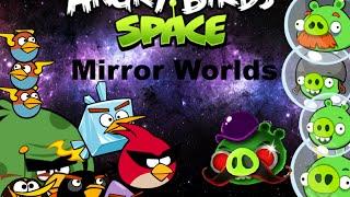 getlinkyoutube.com-Angry Birds Space Plush Adventures: Mirror Worlds
