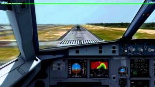 getlinkyoutube.com-[P3Dv3] | EGYPTAIR#975 | MSR975 | AIRBUS A320-231 | VATSIM WF2015 Leg#05 | Arr WMKK