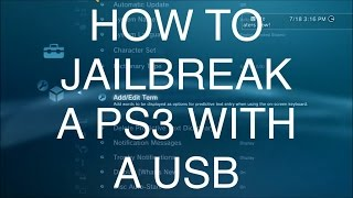 getlinkyoutube.com-HOW TO JAILBREAK YOUR PS3 WITH A USB ON 4.80!! + BO2 MOD MENUS NO JAILBREAK!! EASY! + DOWNLOADS