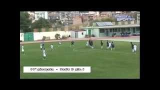 Leonfortese-Orlandina 1-1 (11^ giornata Serie D)