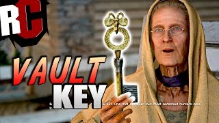 getlinkyoutube.com-Final Fantasy XV - How to get Vault Key (Secret Endgame Dungeon Key from Ezma)