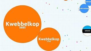 getlinkyoutube.com-BIGGEST BALL IN THE WORLD! (Agario)