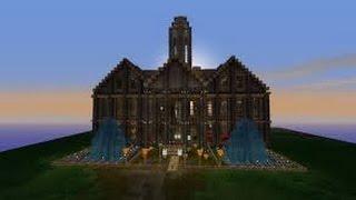 getlinkyoutube.com-Minecraft pe#สอนสร้างบ้านแบบสวยๆ!!!!
