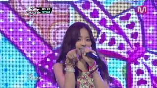 getlinkyoutube.com-에이핑크_Lovely Day (Lovely Day by Apink@M COUNTDOWN 2013.7.4)