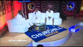 Churchill Show S05 Episode 10 With Alikiba