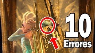 getlinkyoutube.com-10 Errores en las Películas de Disney que Nunca Habías Notado