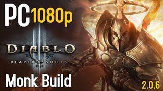 getlinkyoutube.com-Diablo III: Reaper of Souls 2.0.6 - Tank Monk Build | Torment VI - Rifts | PC 1080p |