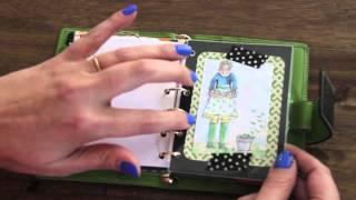 getlinkyoutube.com-Kate Spade Pocket Planner Set Up-First Video