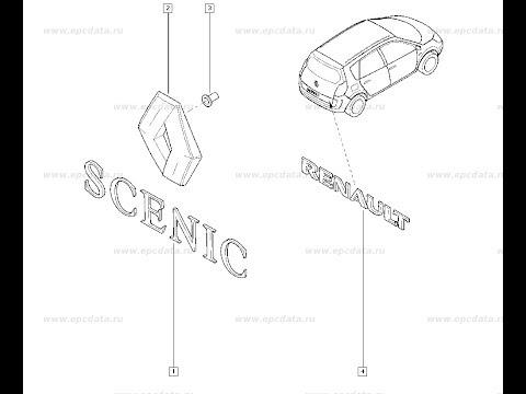 Ремонт ближнего света Renault scenic(megane)