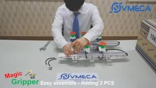 VMECA Magic Gripper - Total solution
