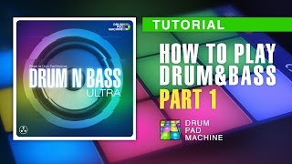 getlinkyoutube.com-How To Make Drum And Bass in Drum Pad Machine (Part 1)