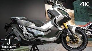 getlinkyoutube.com-(4K)HONDA City Adventure Concept ホンダ・シティアドベンチャーコンセプト - 大阪モーターサイクルショー2016