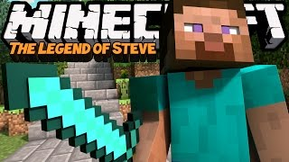 getlinkyoutube.com-A Hero Awakens | Minecraft: Legend of Steve Ep.1