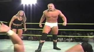 Charlie Haas vs. Lance Cade