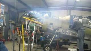 getlinkyoutube.com-20B Spitfire First Start